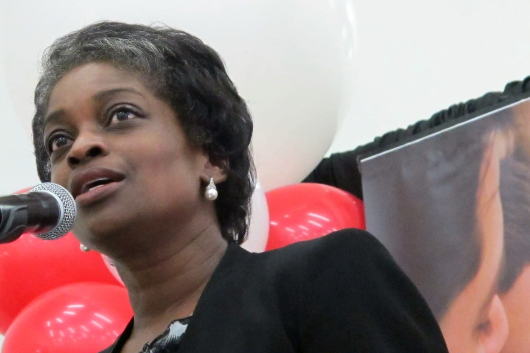 Mignon Clyburn, the eldest daughter of Rep. James Clyburn of South Carolina