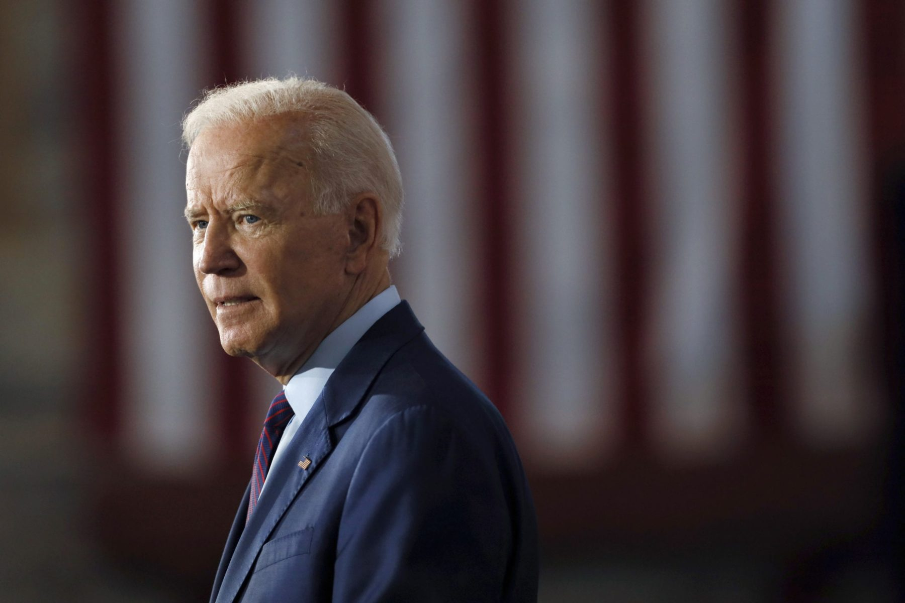 Joe Biden speaks in South Carolina
