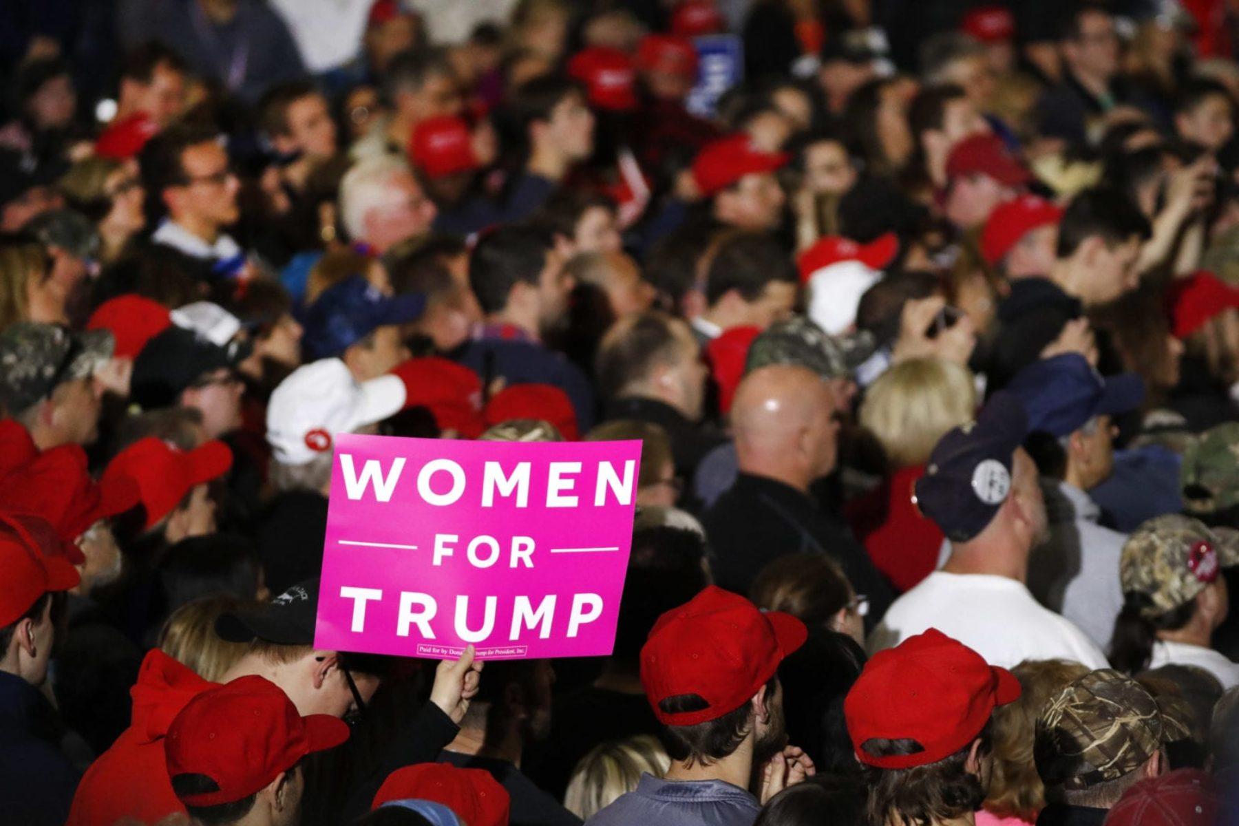 Trump rally in Michigan