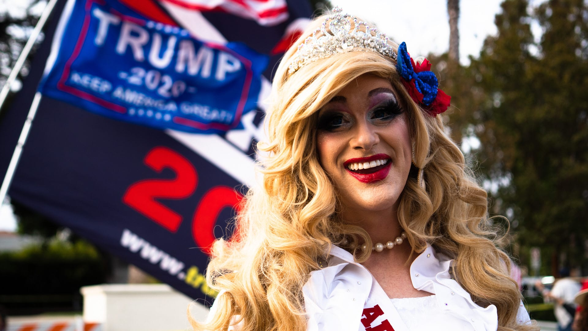 These gay voters are backing Trump. Here's why. | The 19th