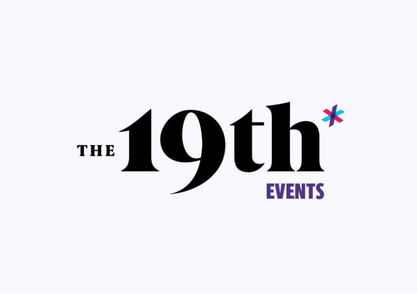 19th events logo