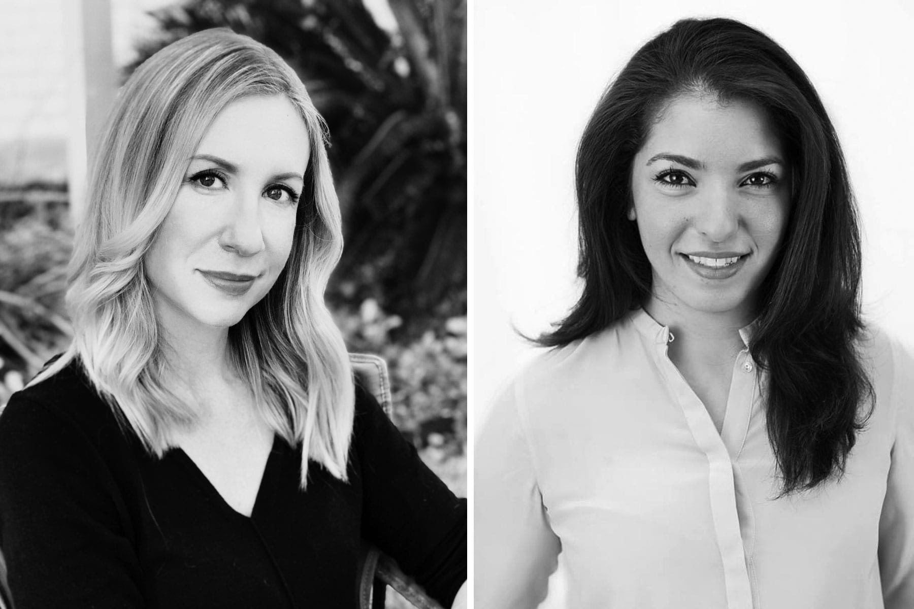 19th New Hires Anne Musial and Jenny Ajluni