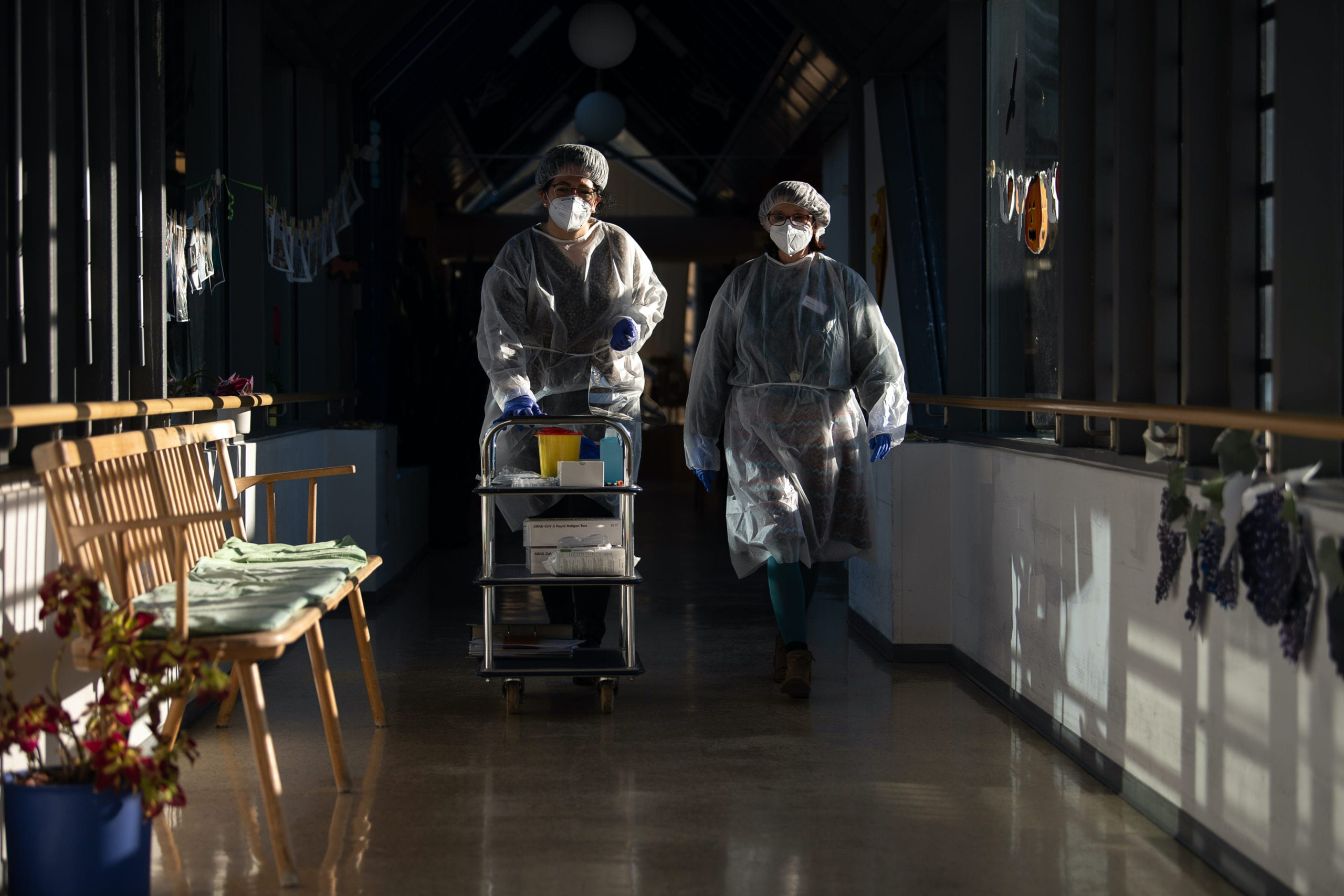 Most nursing homes say they won't be able to stay open another year due to pandemic costs