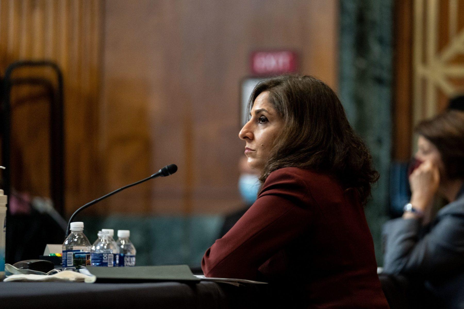 Neera Tanden at Senate Budget Committee