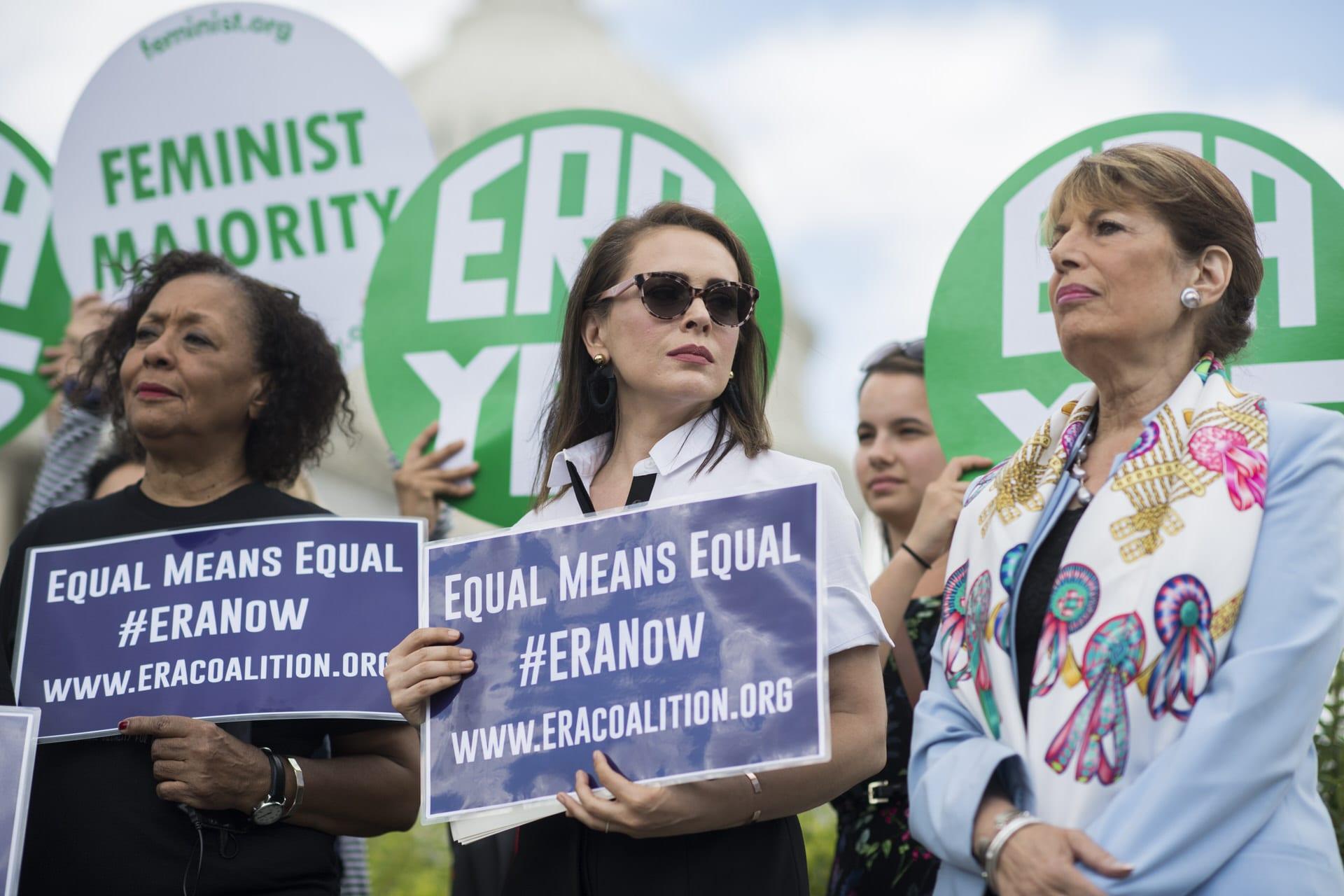 Federal judge dismisses legal effort to recognize Equal Rights Amendment