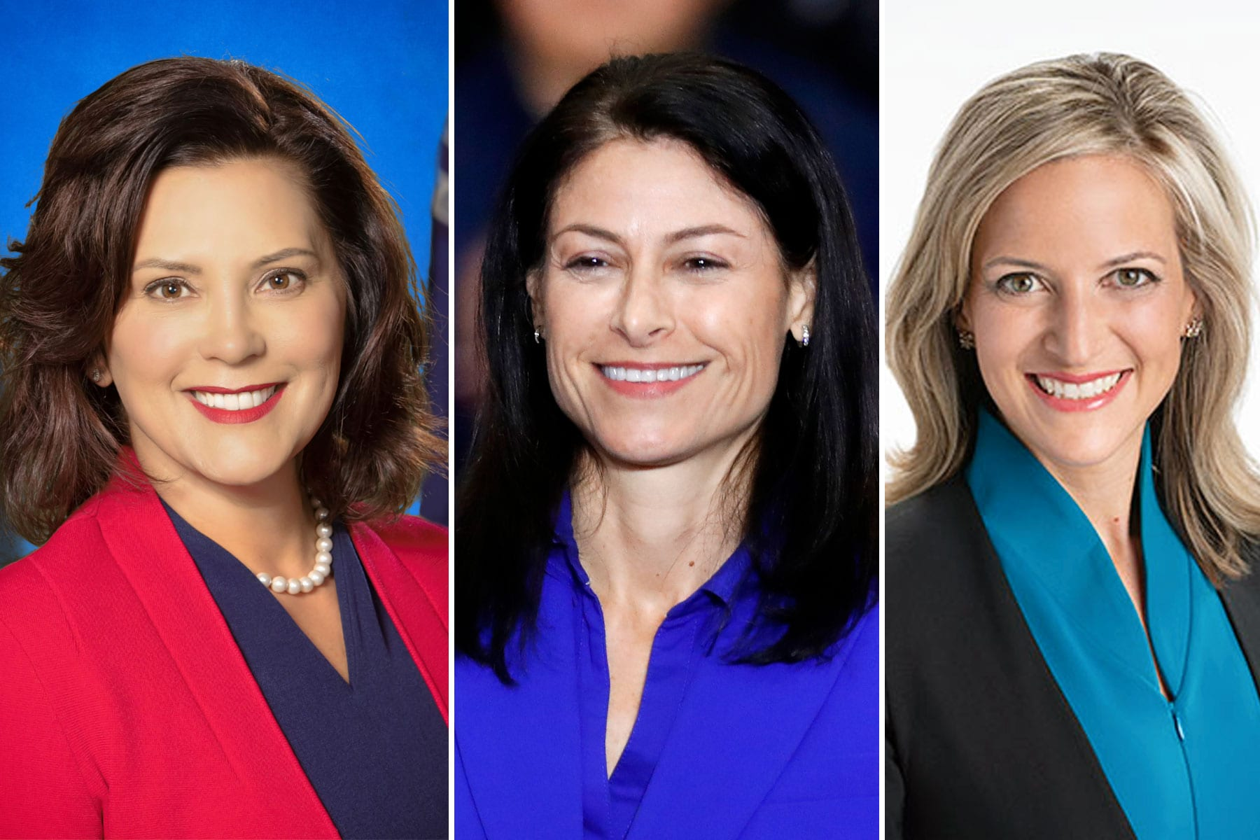 In Michigan, women hold power. Not everyone seems comfortable with that.