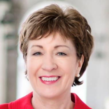 U.S. Senator Susan Collins, R-Maine