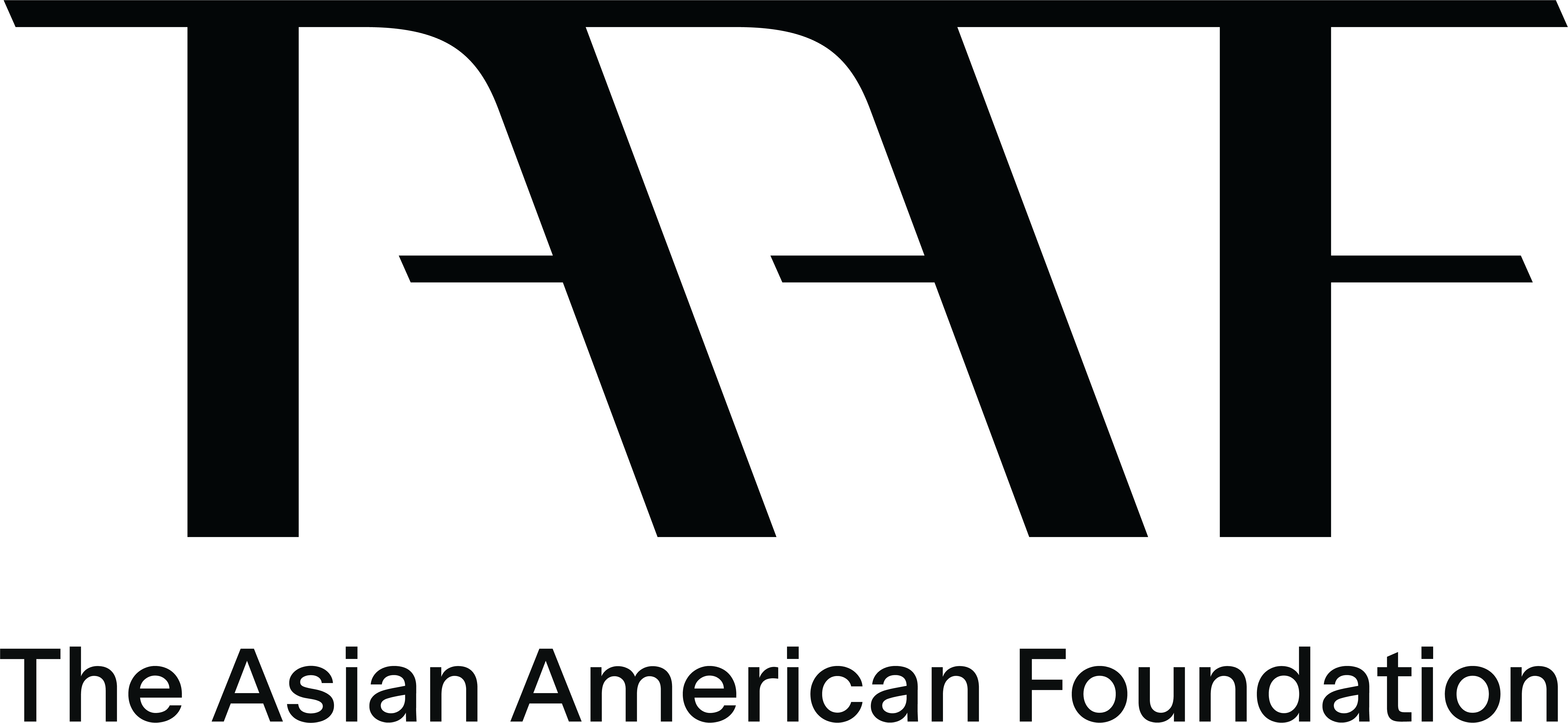 The Asian American Foundation logo