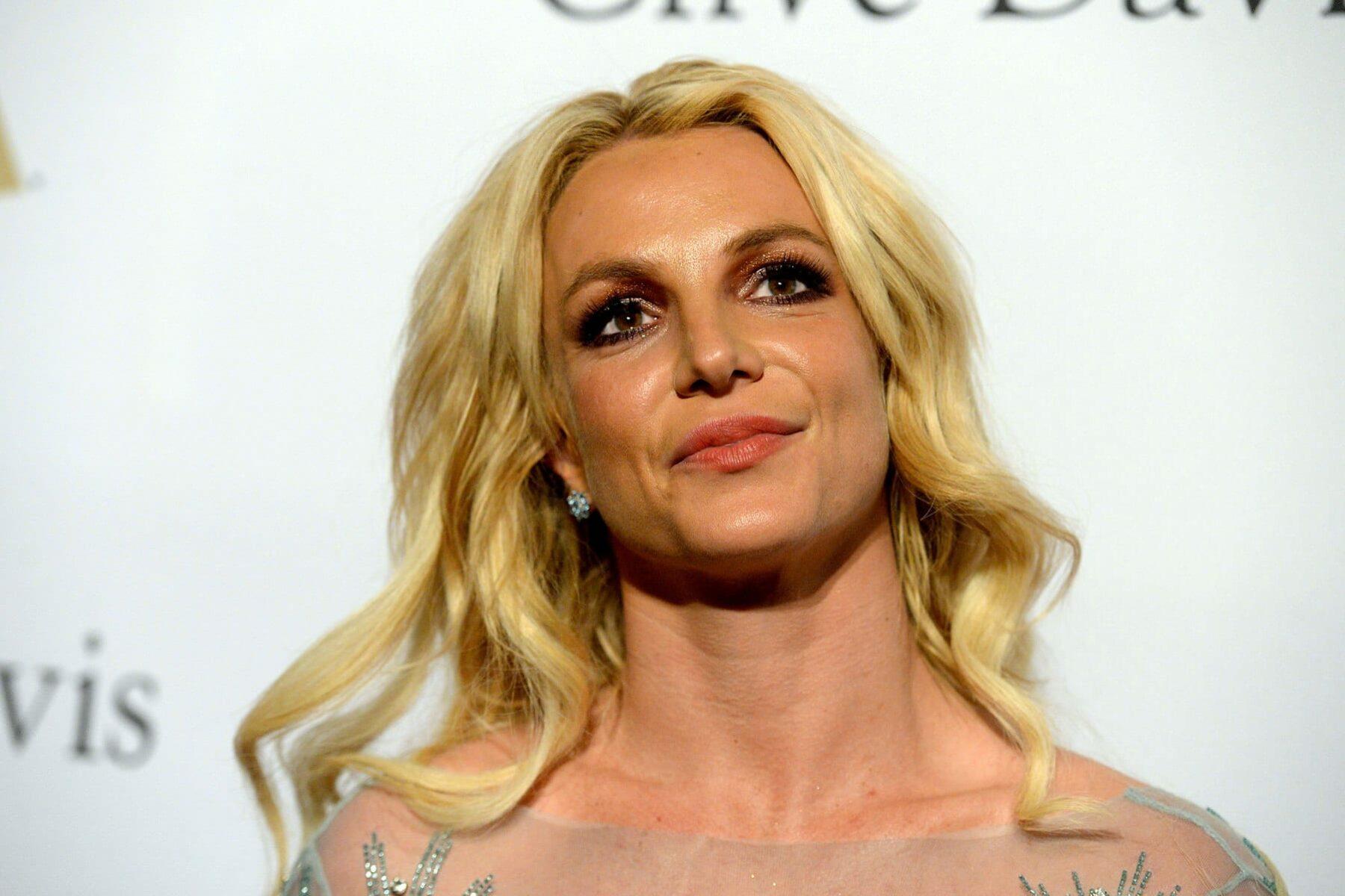 US Singer Britney Spears.