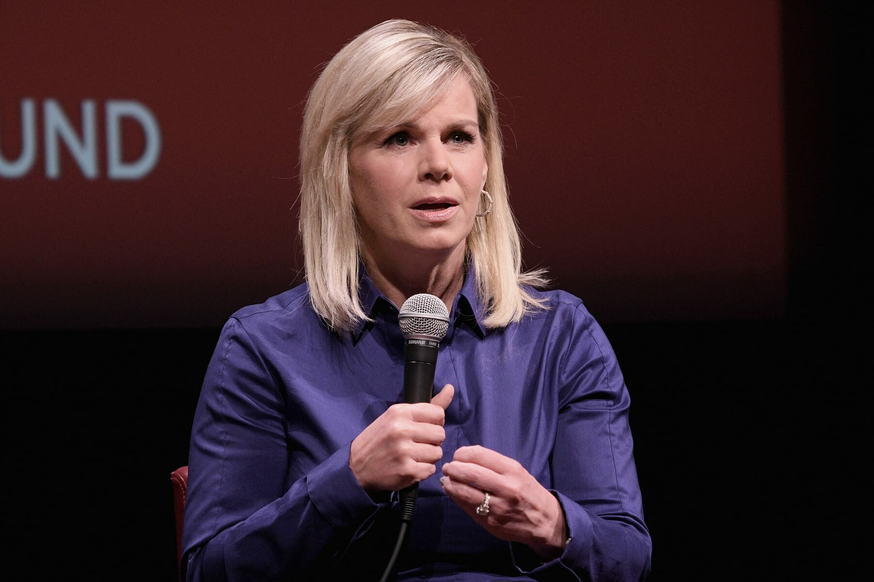Gretchen Carlson accused Roger Ailes of harassment.